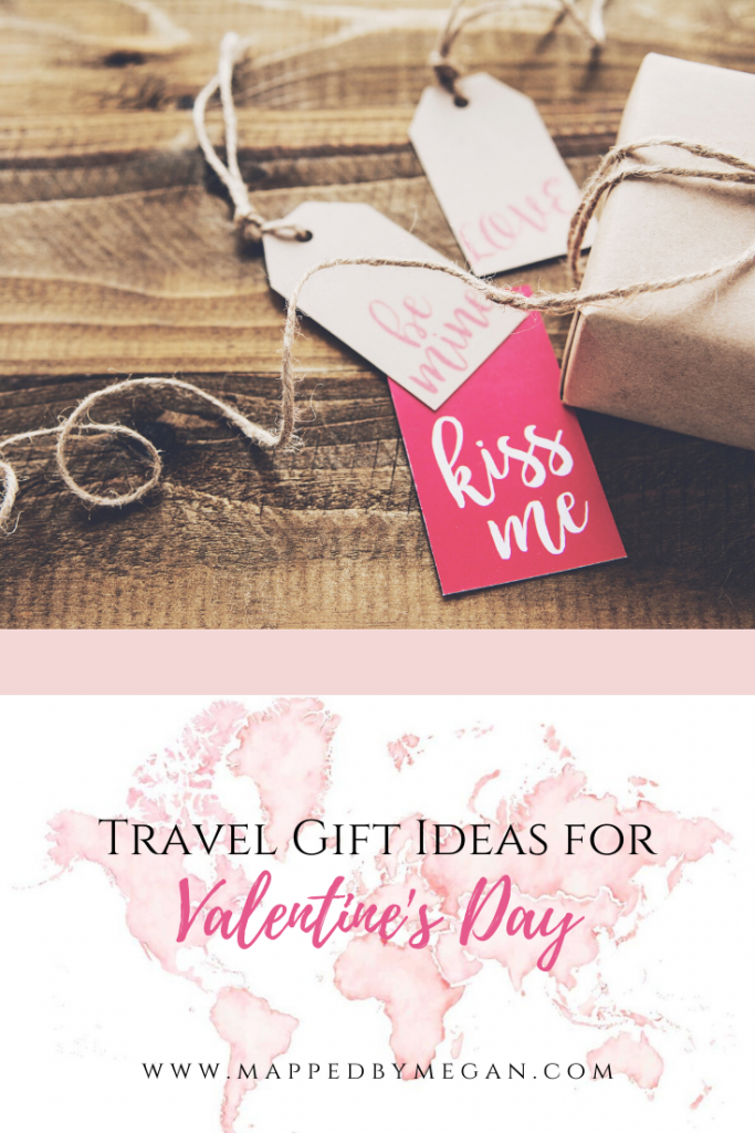 Looking for romantic, travel gift ideas for the globetrotter who has your heart this Valentine's Day? Get my top Travel Gift Ideas for Valentine's Day.