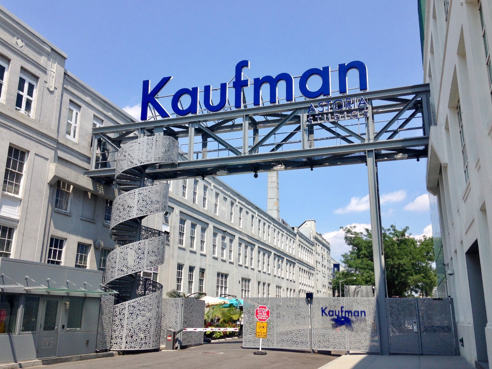 Kaufman Studios in Astoria, Queens, New York