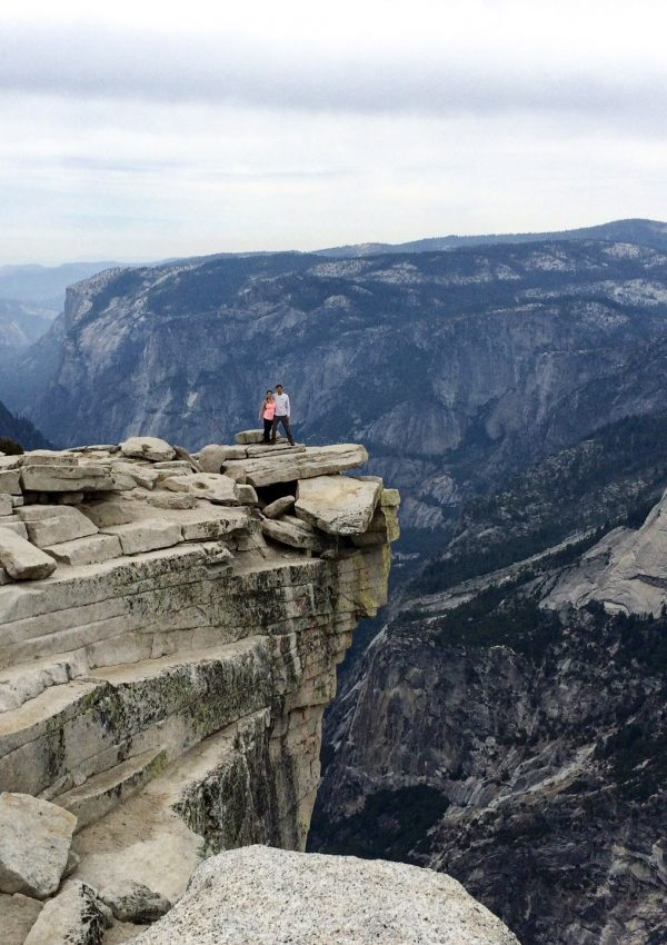 Tips for Hiking Half Dome in Yosemite National Park