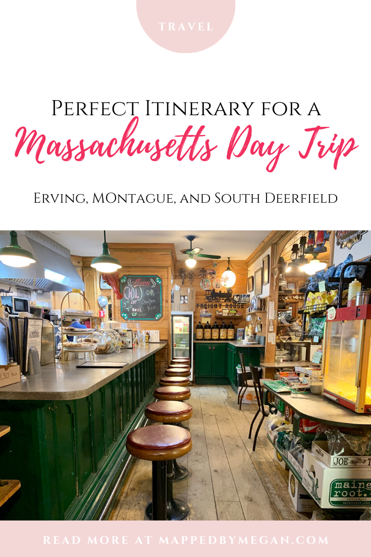Looking for the perfect Massachusetts day trip? Explore three New England destinations two hours from Boston in this Massachusetts day trip itinerary.