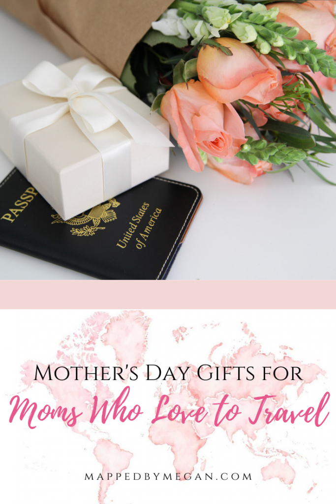 Looking for the perfect Mother's Day gift for moms who love to travel?