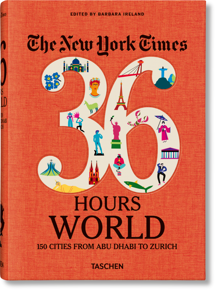 Best Travel Books - 36 Hours the World by New York Times