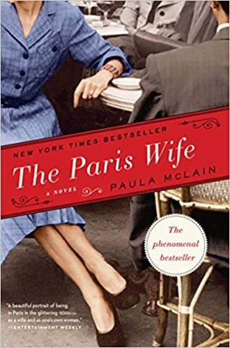 Best Travel Books - The Paris Wife by Paula McLain