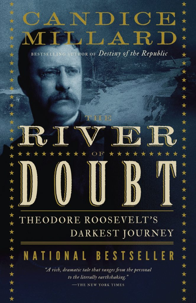 Best Travel Books - The River of Doubt
