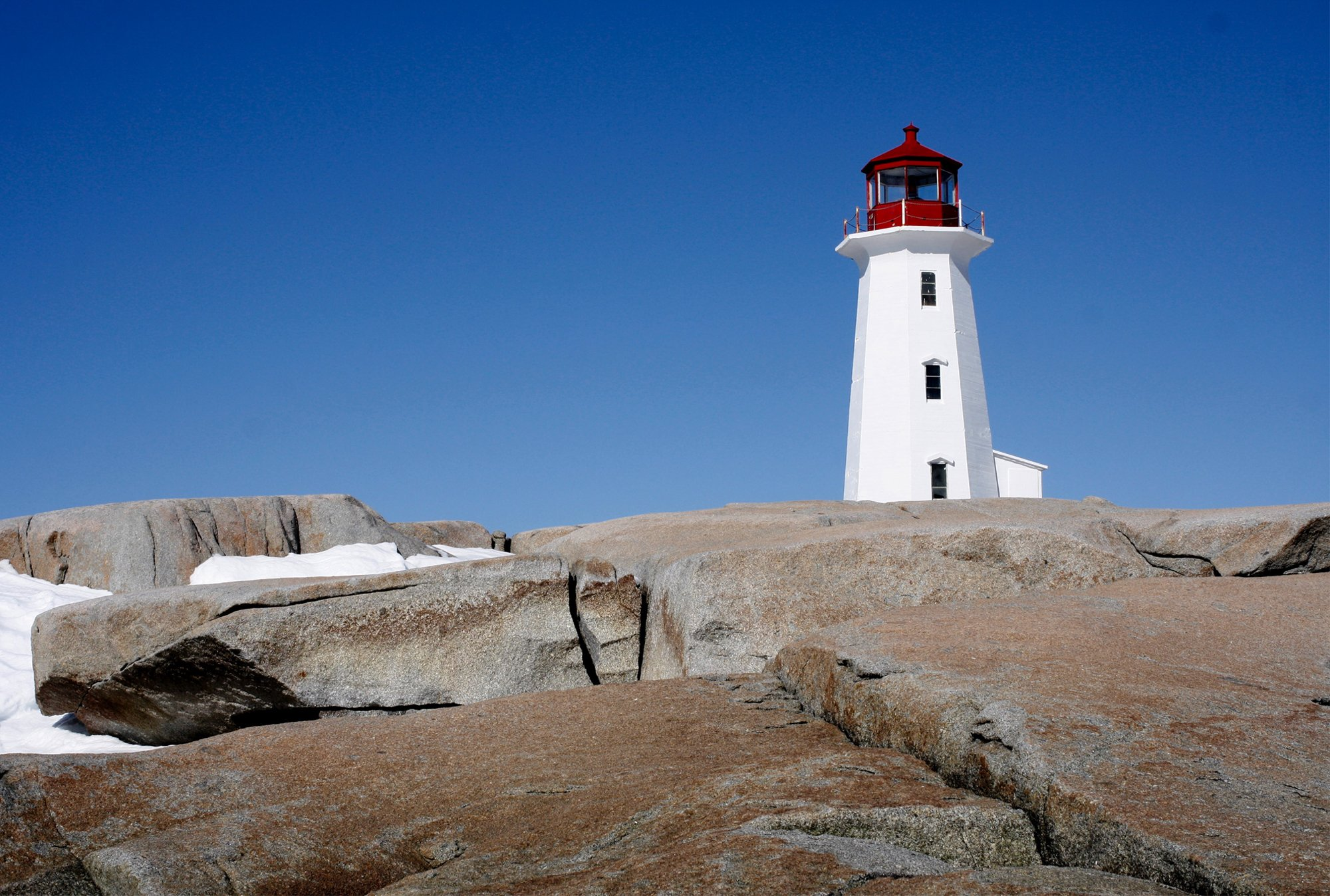 Peggy's Cove near Halifax, Nova Scotia