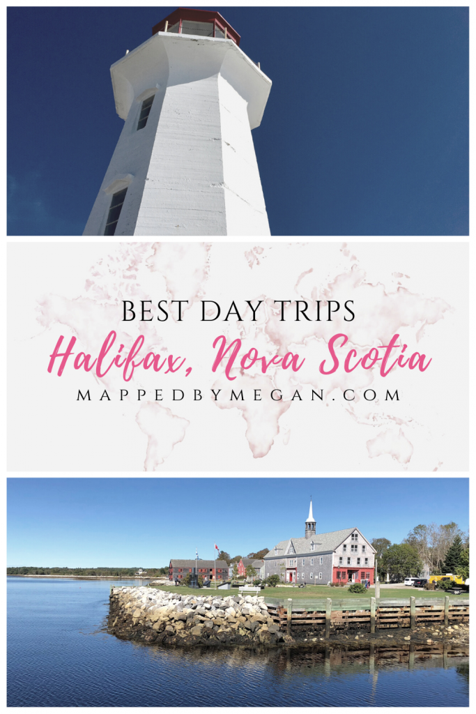 Discover the best day trips from Halifax, Nova Scotia. Within a two hour drive from Halifax, explore these day trip destinations on a trip to Nova Scotia.