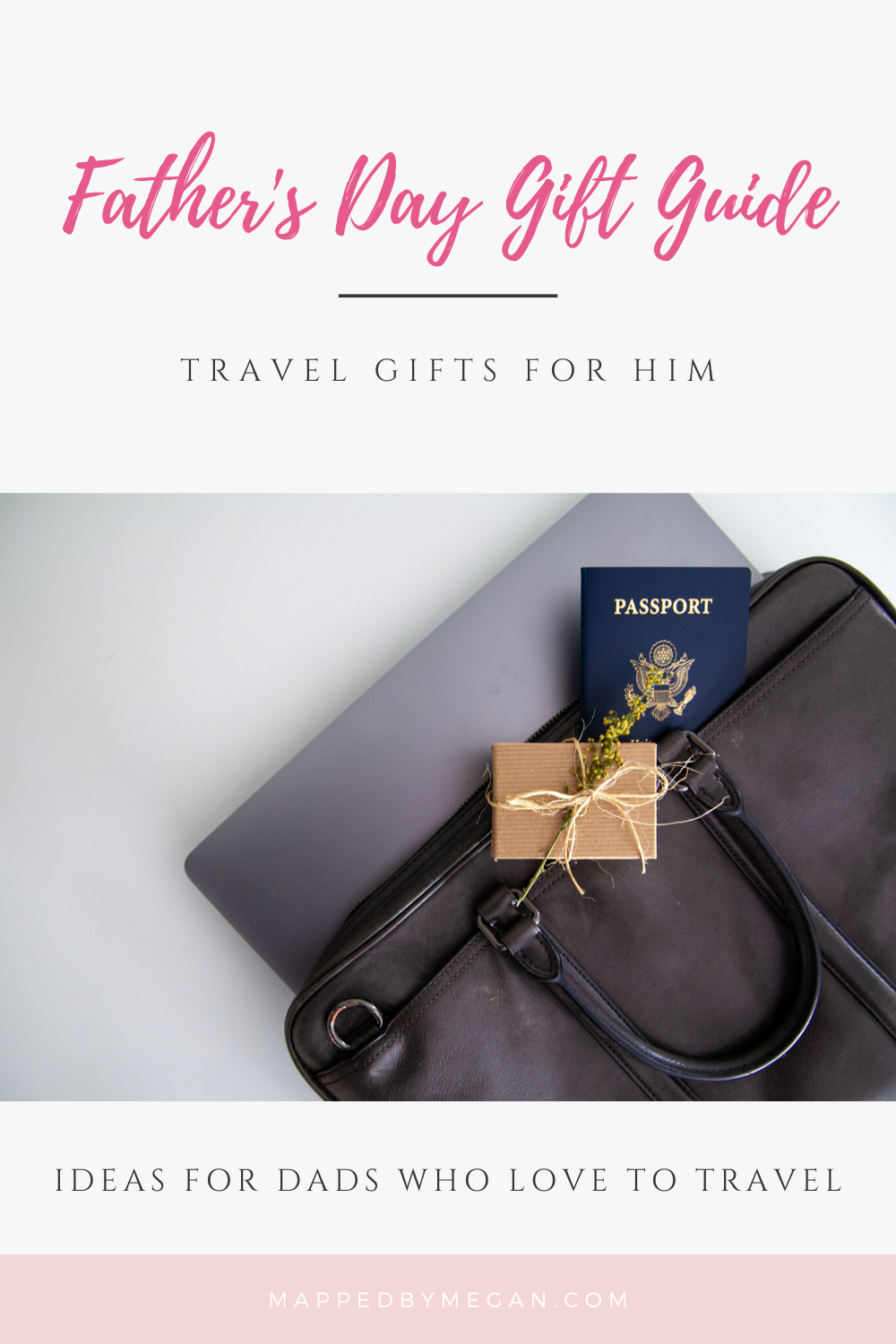 Father's Day Travel Gifts for Men