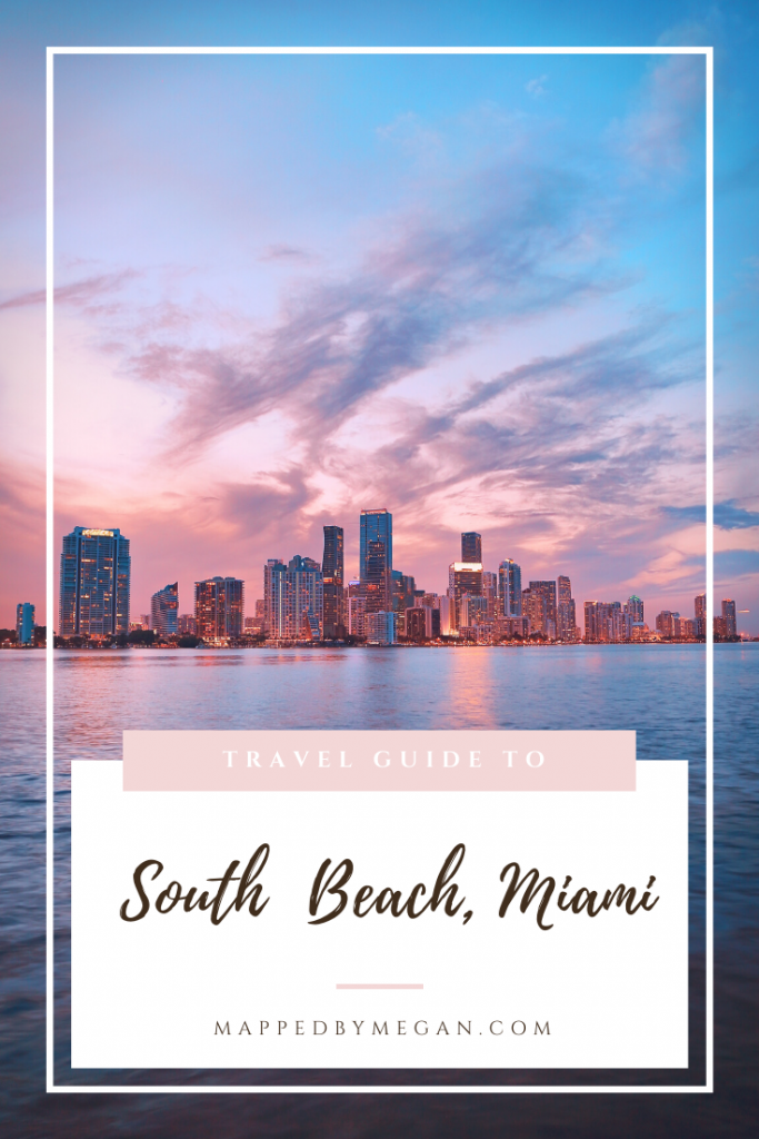 Planning a bachelorette trip or ladies weekend to Florida? Check out my South Beach, Miami travel guide for the best hotels, restaurants, and things to do!
