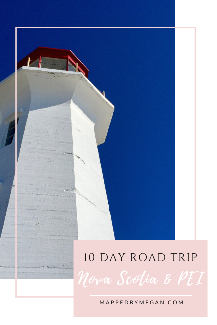 Nova Scotia, Canada is the perfect road trip destination. Discover the best things to do and places to go in this 10-day Nova Scotia and PEI trip itinerary.
