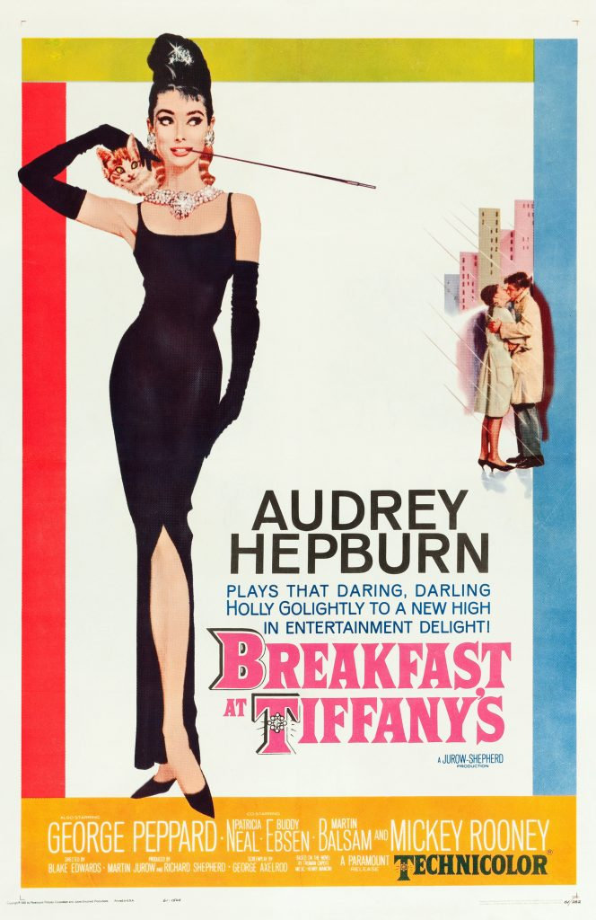 best travel movies - breakfast at tiffany's