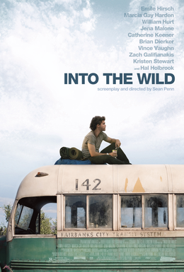 Best Travel Movies - Into the Wild
