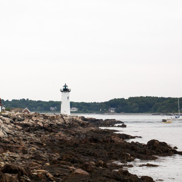 Portsmouth Harbor Lighthouse in Portsmouth, NH