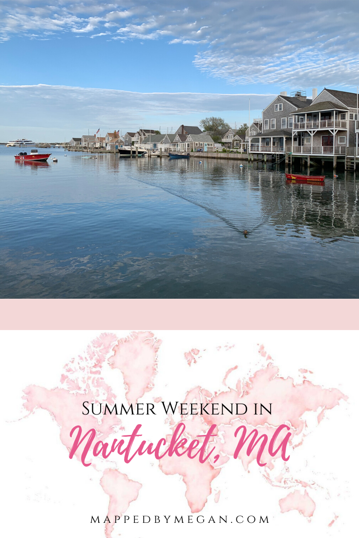 Nantucket is the ultimate New England summer weekend destination. Discover the best things to do during a three-day, summer weekend in Nantucket.