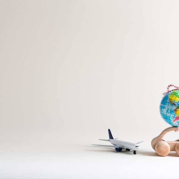 how to plan the perfect travel themed baby shower