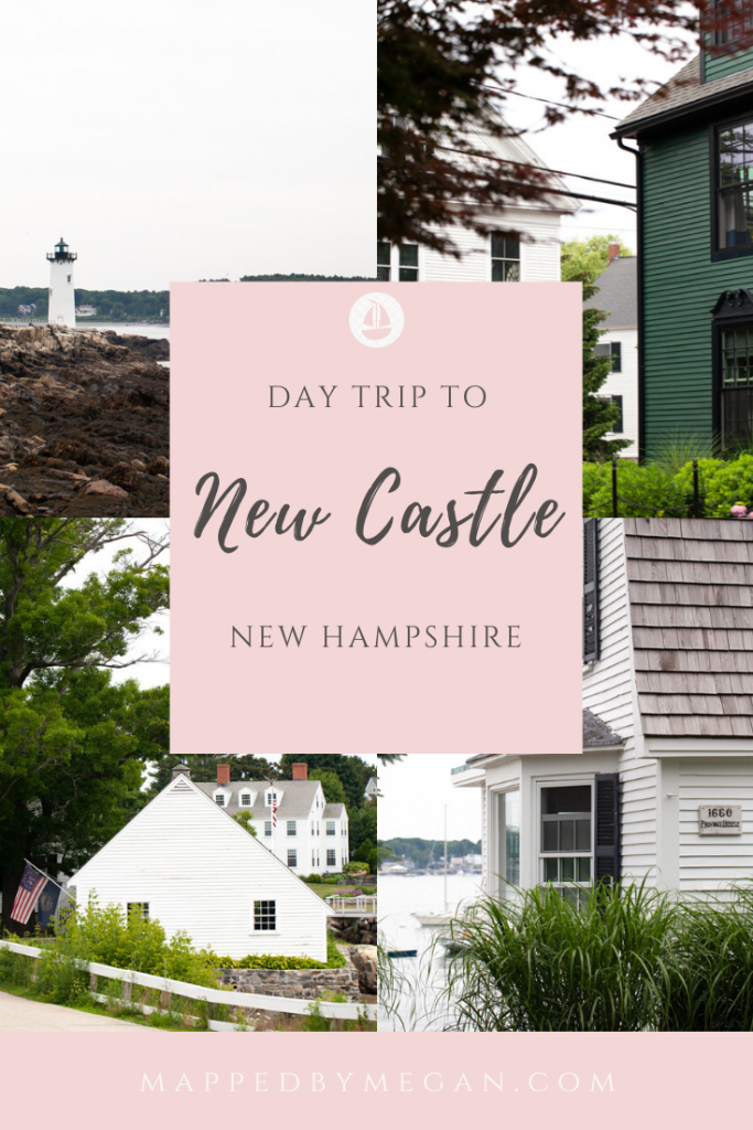 Day Trip to New Castle, NH